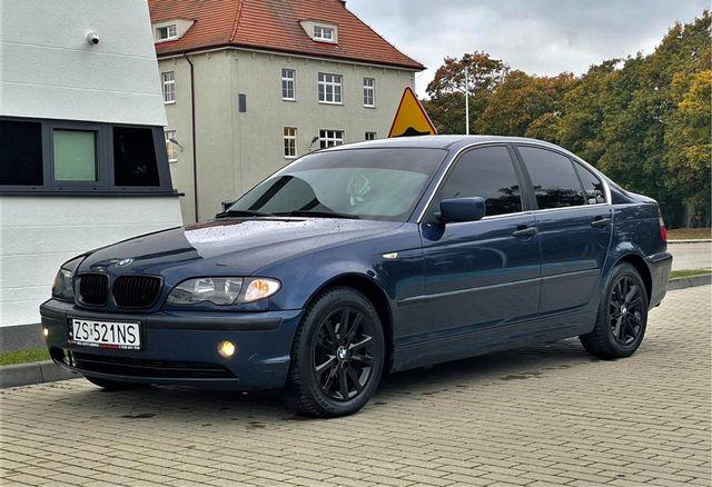 BMW E46 320D Salon Polska !!
