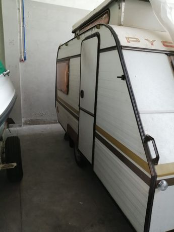 Caravana pequena