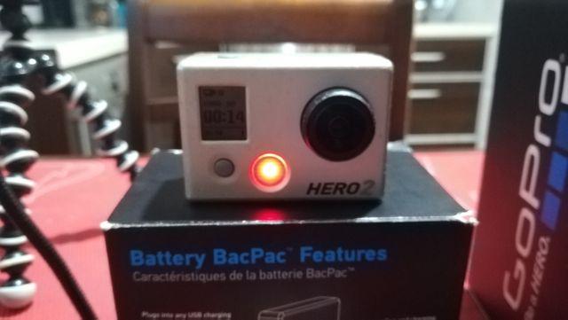 Go pro Hero Mega zestaw WIFI, LCD