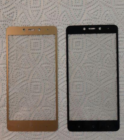 Защитные стекла на Xiaomi redmi note4 x