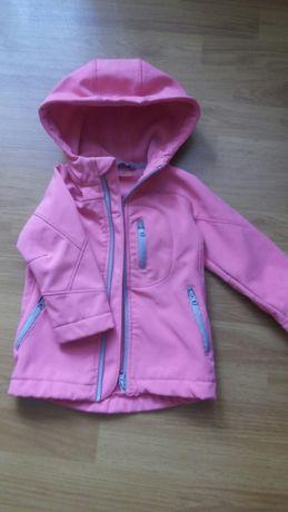 Продам спортивную курточку и курточку для малышки