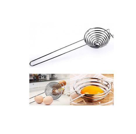 Separator do jajek białek ze stali nierdzewnej Oddzielacz