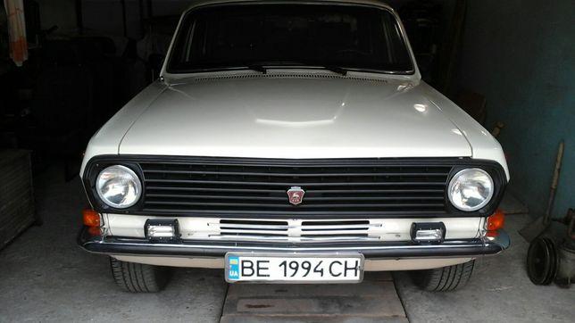 Волга газ 2410 1991г
