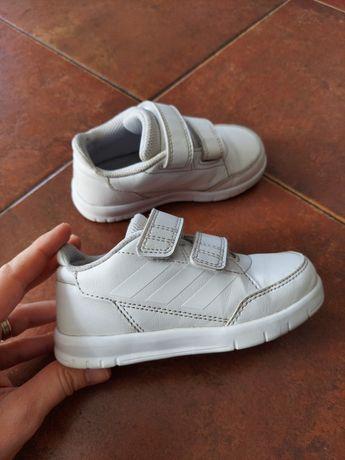 Buty Adidas buty białe adidasy sportowe