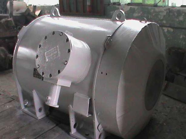 Електродвигун/электродвигатель ВАО2-560 800кВт 1500об/хв, 6кВ.