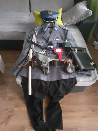 Mundur milicja milicja