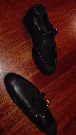 Sapatos Filipe Sousa como novos. Da loja Eureka