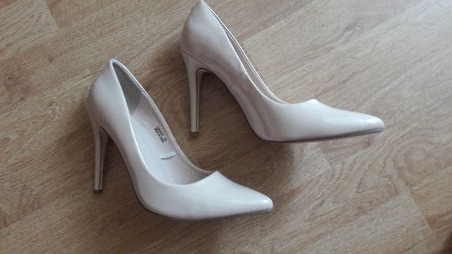 Туфли нюдовые Reserved 38 р
