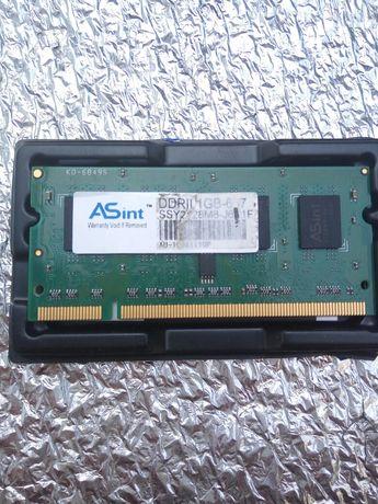 Память для ноутбука ddr 2 1Gb или компьютера