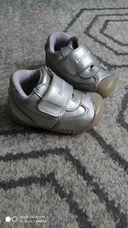 Buty skórzane r.19 Bundgaard