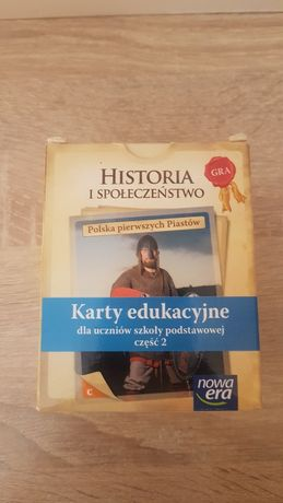 Gra edukacyjna- historia