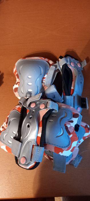 Набор защиты для детей (наколенники, налокотнники, на кисть) Черкассы - изображение 1