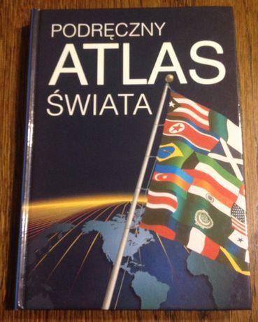 Podręczny atlas świata - Świat Książki