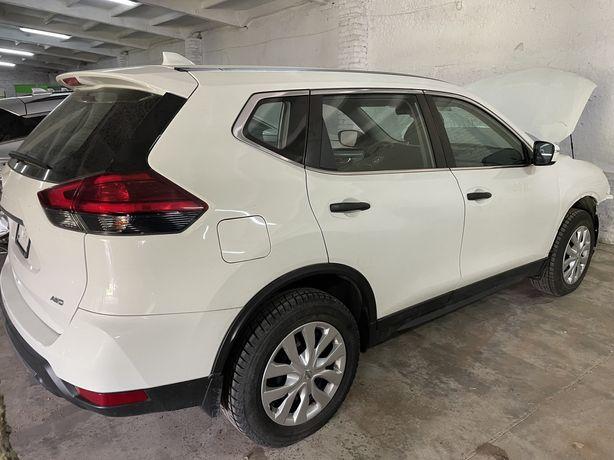Разборка Nissan Rogue QAK стойка рычаг цапфа зеркало четверть стекло