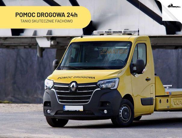 Pomoc Drogowa Warszawa 24h Autolaweta Hol Laweta Holowanie