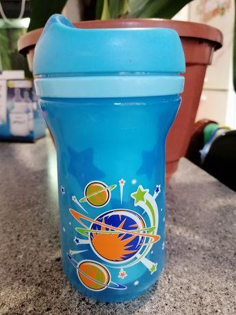 Термо-чашка детская Tommee Tippee 24+