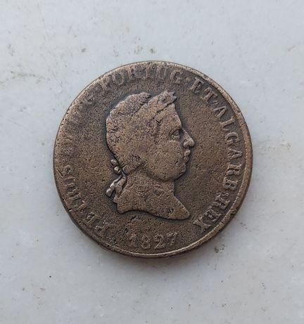 Pataco D. Pedro IV - 1827