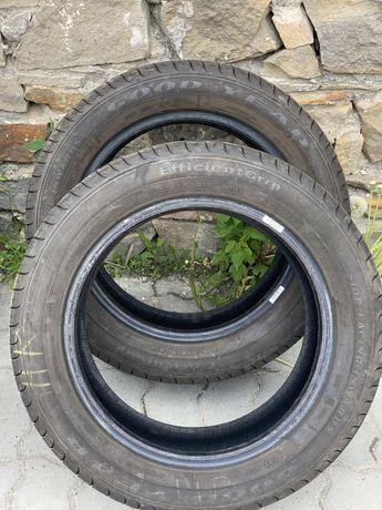 Продам шини,резину R 16 205/55 GoodYear