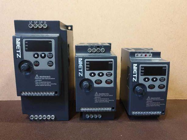 Частотный преобразователь, инвертор, частотник, на 2,2 кВт сеть 220В