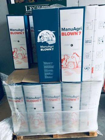 Folia do balotów sianokiszonki  ManuAgri Blown 7