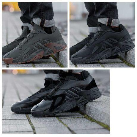 Мужские зимние кроссовки Adidas StreetBall зимові кросівки адідас