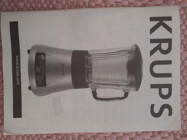 Krups liquidificadora - peças