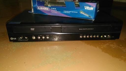 DVD и Hi-Fi stereo