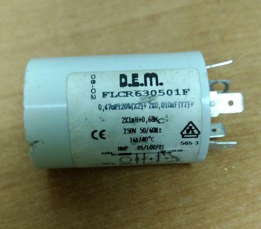 Сетевой фильтр для стиральной машины Candy FLCR630501F