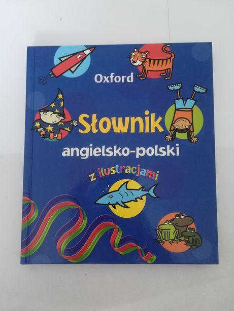 Słownik angielsko-polski z ilustracjami Oxford