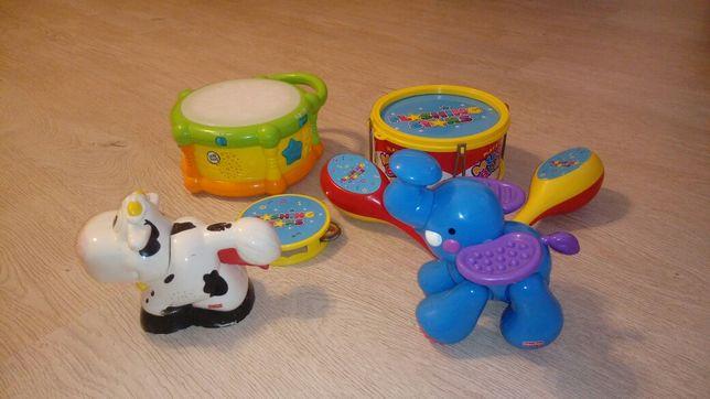 Mega zestaw zabawek + Fisher Price