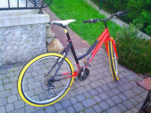 sprzedam rowerek typu damka