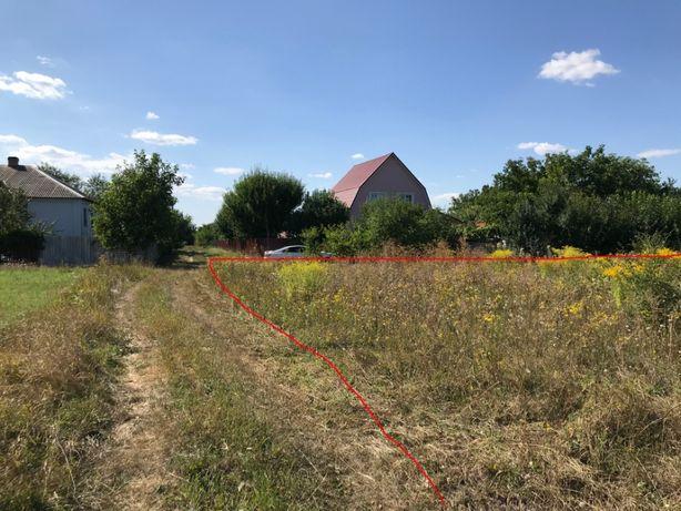 Продам земельный участок 25 соток под строительство Артемовка,Бориспол