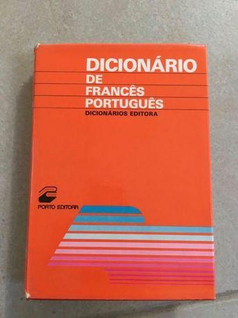 Dicionário Francês-Português da Porto Editora