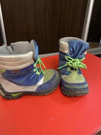 Ботинки Bartek на мальчика