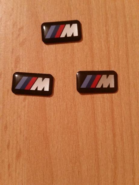 BMW M Power emblemat samoprzylepny