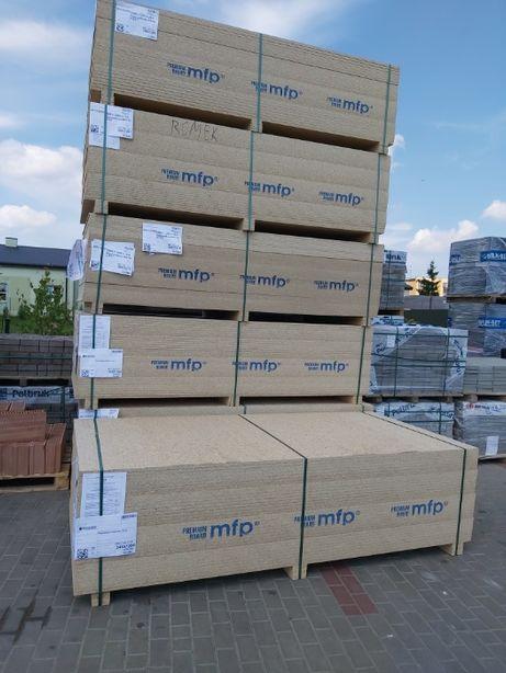 Płyta MFP 18 x 1250 x 2500 mm 3,125 m2