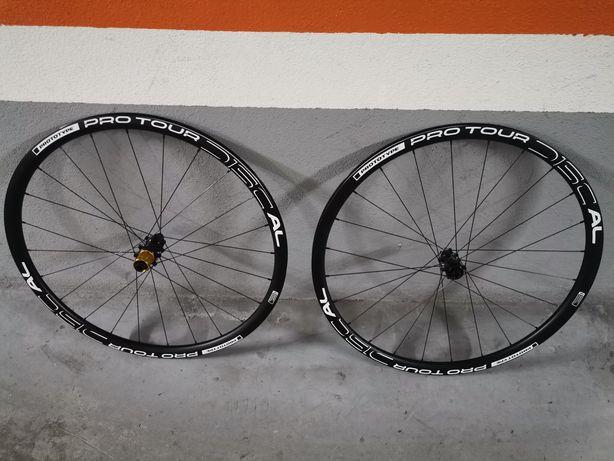 Rodas ciclismo estrada disco Prototype