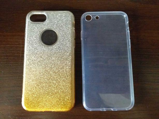 Case etui na APPLE IPHONE 6 7 nowe 3 sztuki