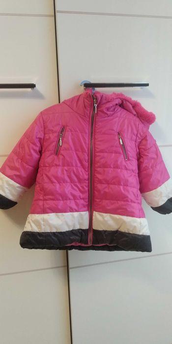 Курточка зимова wojcik для дівчинки Каменец-Подольский - изображение 1