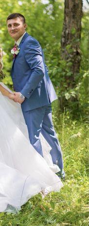 Стильный, молодежный Костюм на выпускной, свадьбу