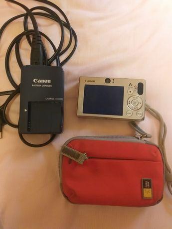 Máquina fotográfica Canon digital ixus 70 - 7.1Mp