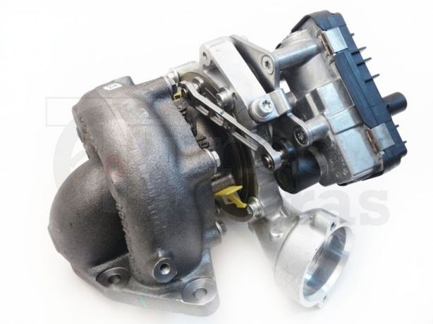 Turbosprężarka BMW 335d