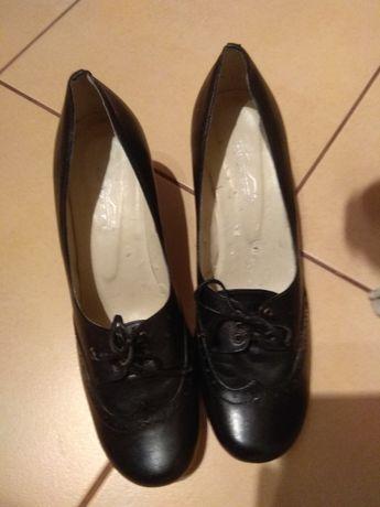 Туфли женские кожаные,41р