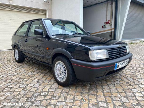 VW Polo Coupé 1.3 G40