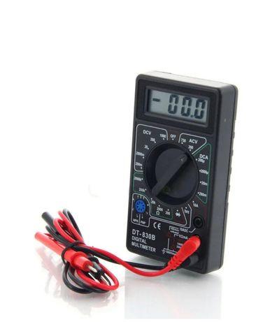 Тестер мультиметр dt-830b dt-831b електронный цифровой