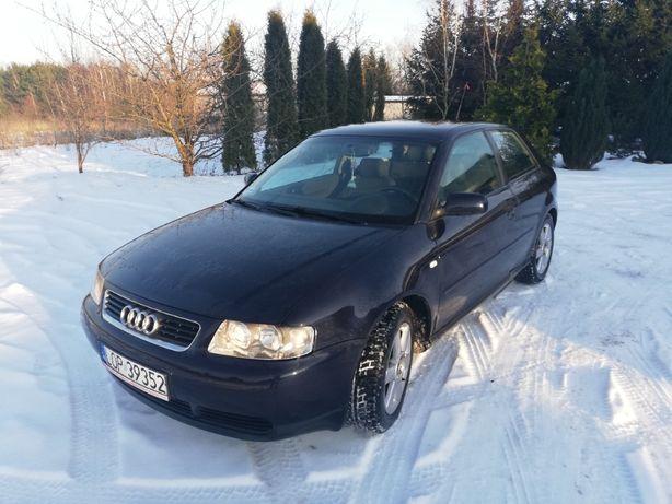 Audi a3 1.6, benzyna+gaz