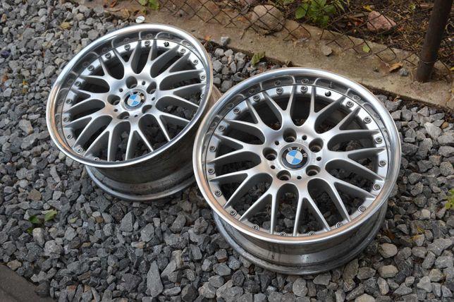 """2x BBS RS 744 8J IS20 18"""" BMW 5x120 Styling 42 800zł/sztuka"""