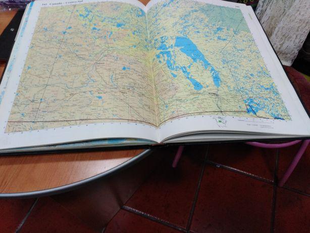 Livro o novo atlas do mundo