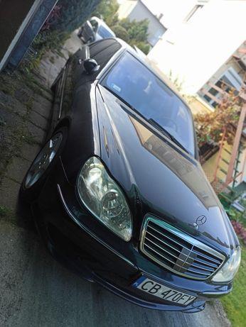 Mercedes w220 long  5.0 V8 LPG