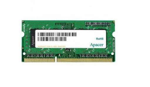 Модуль пам'яті для ноутбука SoDIMM DDR3 4GB 1333 MHz Apacer